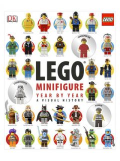 LEGO Minifigure Year by Year: A Visual History by Peguin Random House