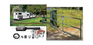 Mighty Mule Automatic Gate Opener and Accessories