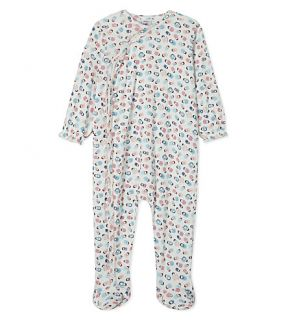 PETIT BATEAU   Russian doll baby grow 1 24 months