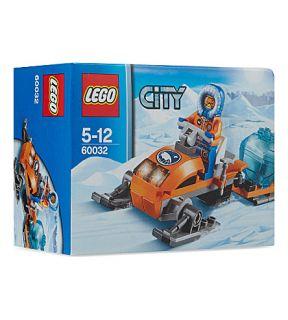 LEGO   Arctic Snowmobile set