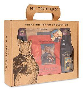 UK   Mr Trotters Chestnut Ale gift pack