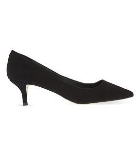 MISS KG   Carley kitten heeled court shoes