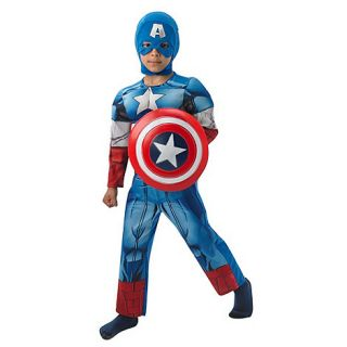 The Avengers Captain America Costume   Medium