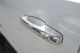 2016 Chrysler Town and Country All Town and Country models SES Chrome Door Handle, SES Chrome Auto Door Handles