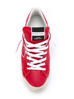 Philippe Model Classic Lace up Sneakers   Eraldo