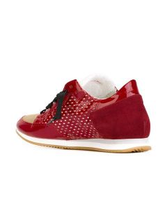 Philippe Model Perforated Panel Sneakers   Fusco