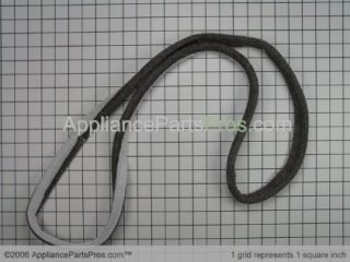 Whirlpool WP37001132 Dryer Drum Felt Seal