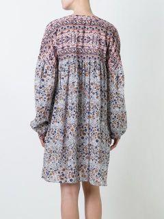 See By Chloé Boho Floral Print Dress   Loschi