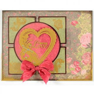 Paper Wishes Roses & Lace Papercrafting Kit   8064268