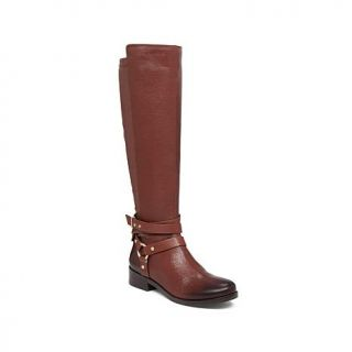 "BCBGeneration ""Kai"" Stretch Leather Riding Boot   7808905"
