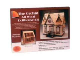 Greenleaf 9301 22'' x 17'' x 2'' Orchid Doll House Kit