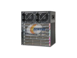 Cisco Catalyst 4507R E Switch Chassis