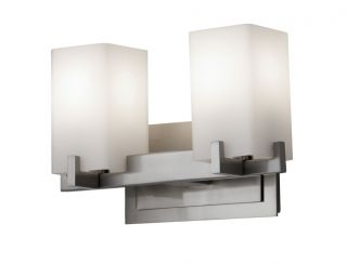 Murray Feiss VS18402 BS Brushed Steel Bathroom Light