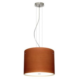 Tamburo 3 Light Drum Pendant by Besa Lighting