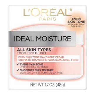 LOreal Paris Ideal Moisture Even Skin Tone Day Cream