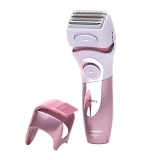 Panasonic Close Curves, Wet/Dry Ladies Shaver, Model ES2216PC