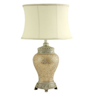 Lite Source Hennessy II 13 H Table Lamp with Drum Shade