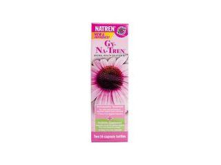 Gy Na Tren Oral/Vaginal Kit 14 Day Supply  New & Improved   Natren   1   Kit