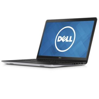"I5548 2500SLV Dell Dell Inspiron 15 5000 15.6"" HD Notebook Computer, Intel Core i7 5500U 2.40GHz, 8GB RAM, 1TB HDD, Windows 8.1, Silver"