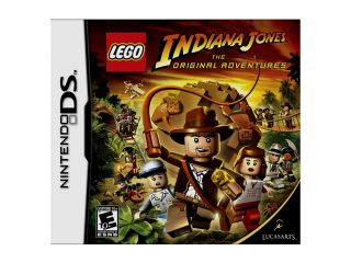 Lego Indiana Jones 2: Adventure Continues Nintendo DS Game