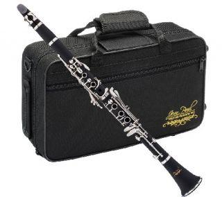 Jean Paul USA B Flat Clarinet with Contoured Case —
