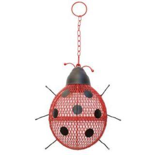No/No Lady Bug Mesh Bird Feeder RSB00344