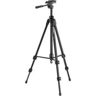 Magnus PV 3330 Photo Tripod With 3 Way Pan and Tilt Head PV 3330