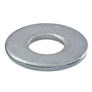 Crown Bolt 5/8 in. Zinc Plated Grade 8 Flat Washer 49628