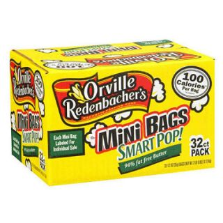 Orville Redenbachers® Smart Pop   32/1.2 oz bags