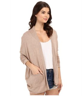 Billabong Outside The Lines Cardigan Sand Dollar