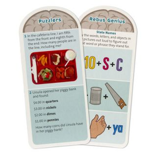 Smarty Pants 5th Grade Flash Cards Set by Melissa & Doug