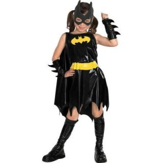 Rubie's Costumes Deluxe Batgirl Child Costume R882313_M