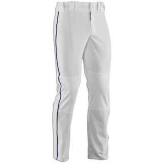 Under Armour Leadoff II Piped Pants   Mens   Baseball   Clothing   White/Navy