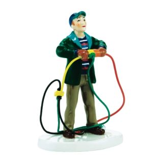 Department 56 Clark Griswold Figurine (4030742)   Porcelain House Accessories