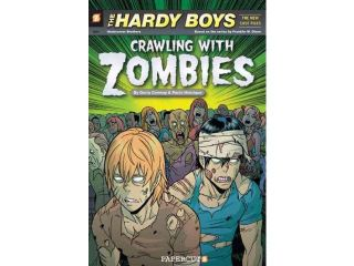 Hardy Boys, The New Case Files 1: Crawling With Zombies (Hardy Boys New Case Files)