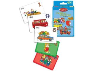 Brybelly Holdings TWON 13 Richard Scarrys Busytown Cars & Trucks Card Game