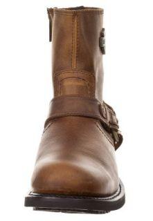 Harley Davidson SCOUT   Cowboy/Biker boots   brown