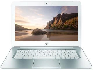 "Refurbished: HP Pavilion 14 Q010DX Chromebook Intel Celeron 2955U (1.40 GHz) 2 GB Memory 16 GB SSD 14.0"" Chrome OS"