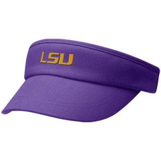Nike LSU Tigers Ladies Purple Classic Adjustable Visor