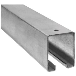 Stanley 12ft Box Rail (N105 270)   Barn Door Hardware