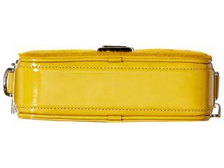 Marc Jacobs Snapshot Haircalf Small Camera Bag Curry Yellow