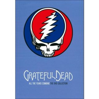 Grateful Dead: All the Years Combine   The DVD Collection (14 Discs