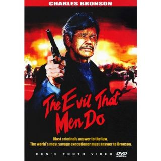 The Evil That Men Do (Widescreen)