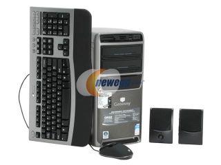 Gateway Desktop PC GM5442 Core 2 Duo E4400 (2.00 GHz) 2 GB DDR2 500 GB HDD Intel GMA 950 Windows Vista Home Premium