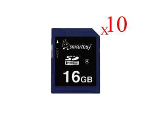 Smartbuy SDHC Class 4 Flash Memory Card SD HC Secure Digital C4 Fast Speed for Camera (32GB   2 Packs)