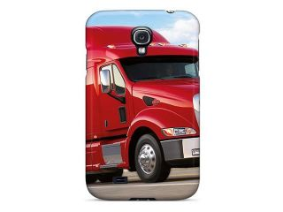 Tpu Case Cover For Galaxy S4 Strong Protect Case   Aerodynamic Peterbilt 387 Design