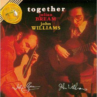 Together: Julian Bream, John Williams
