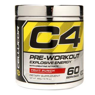 Cellucor C4 Pre Workout, Fruit Punch