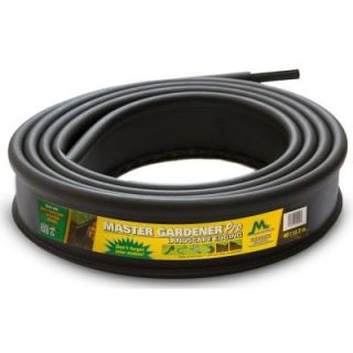 Master Mark 40 ft. Recycled Plastic Contractor Landscape Edging with Stakes 25940