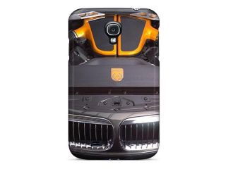 Snap on Case Designed For Galaxy S4  Yellow Ac Schnitzer Tension Concept Bmw Engine